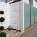 Zaunbau Sichtschutz Lärmschutz