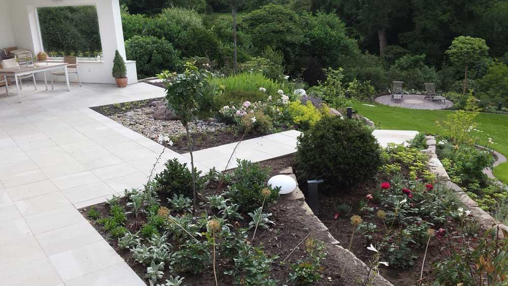 referenzen garten- und landschaftsbau, gartenarchitektur | robert, Garten ideen