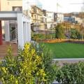Ansicht Gartengestaltung
