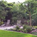 Relax-Zone im Grünen