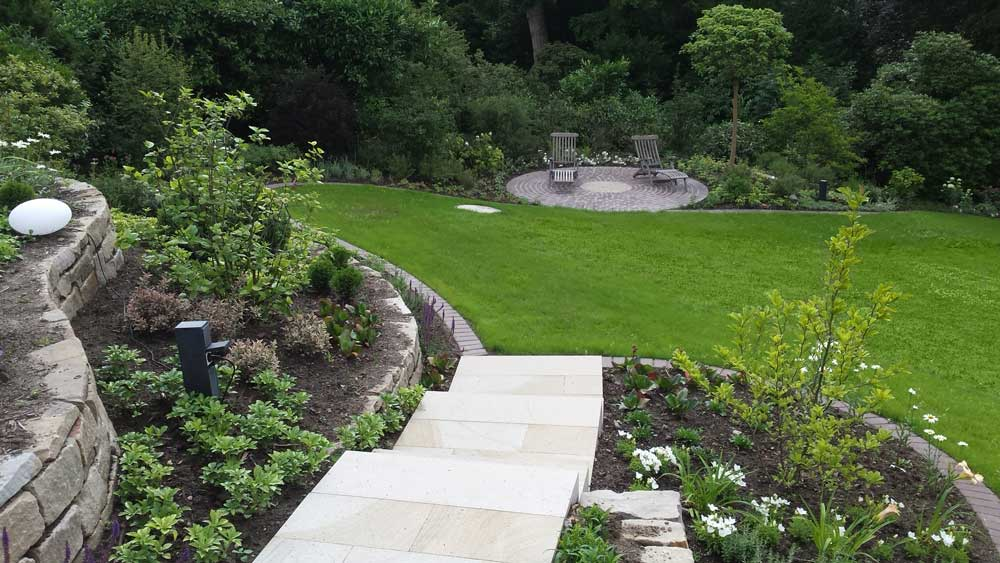 Treppe garten das beste aus wohndesign und m bel inspiration for Gartengestaltung treppe